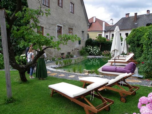 Wachau mehr als barocke pracht for Naturteich garten