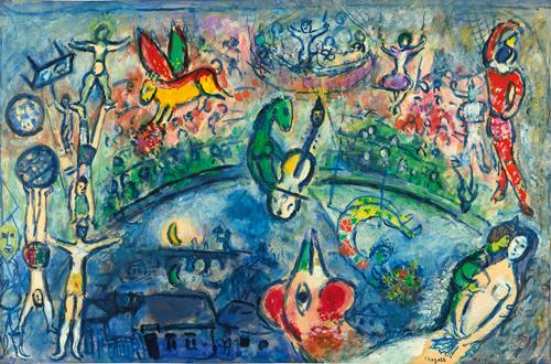 Chagall Fur Alle