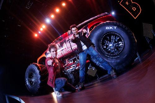 monster truck frankfurt