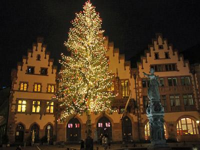 Weihnachtsbaum Frankfurt.Gewinnspiel Wer Bringt Den Frankfurter Weihnachtsbaum Zum