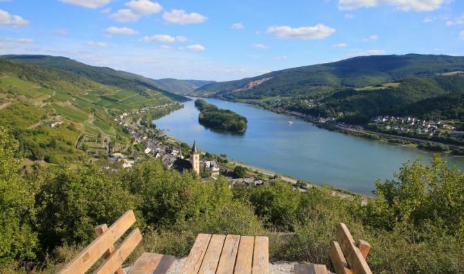 Wetter Lorch Am Rhein