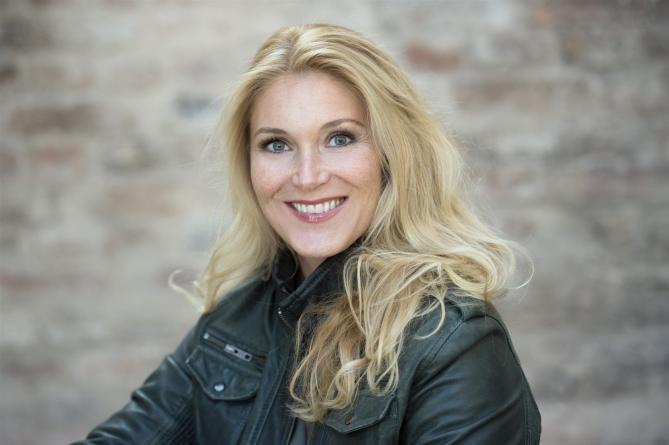 Sopranistin Maria Bengtsson bestreitet vierten Liederabend